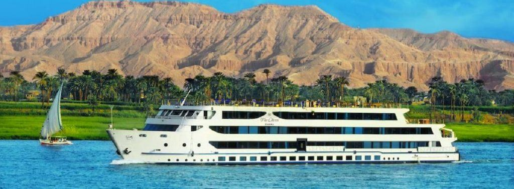 5 Day Egypt Nile Cruise Tour Luxor to Aswan