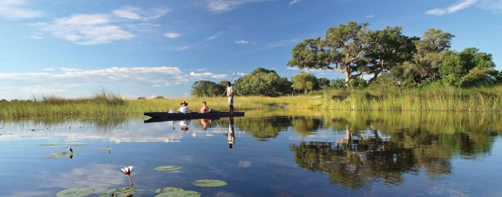 12 Days Camping Safari Botswana