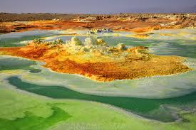5 Days Ethiopian Safaris Tour to Danakil depression