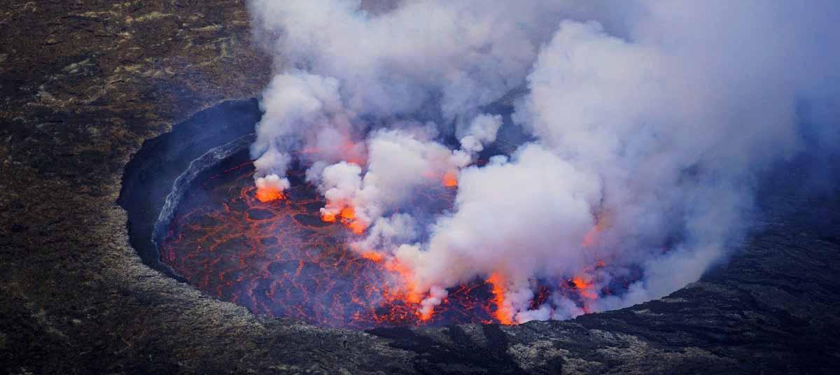 2 Days Nyiragongo Volcano Hiking Safari