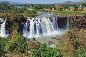 4 Days Blue Nile Falls Safari Tour Ethiopia